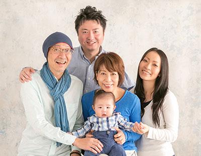家族・ファミリー・その他の写真撮影のギャラリー一覧へ