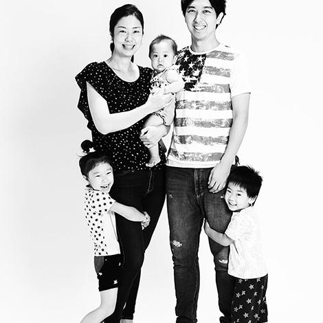 ファミリーフォト・家族写真