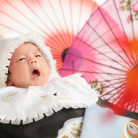 お宮参り・百日祝いフォトギャラリー