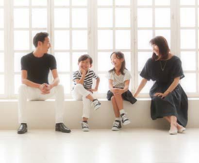 家族撮影無料