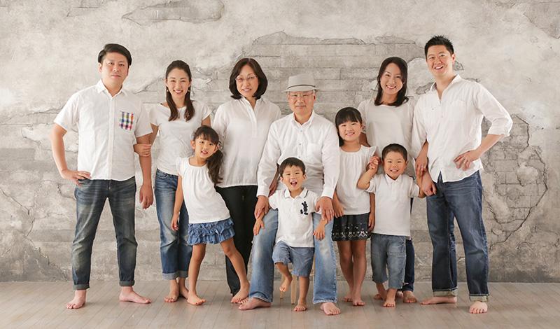 大家族もOKの広々スタジオ